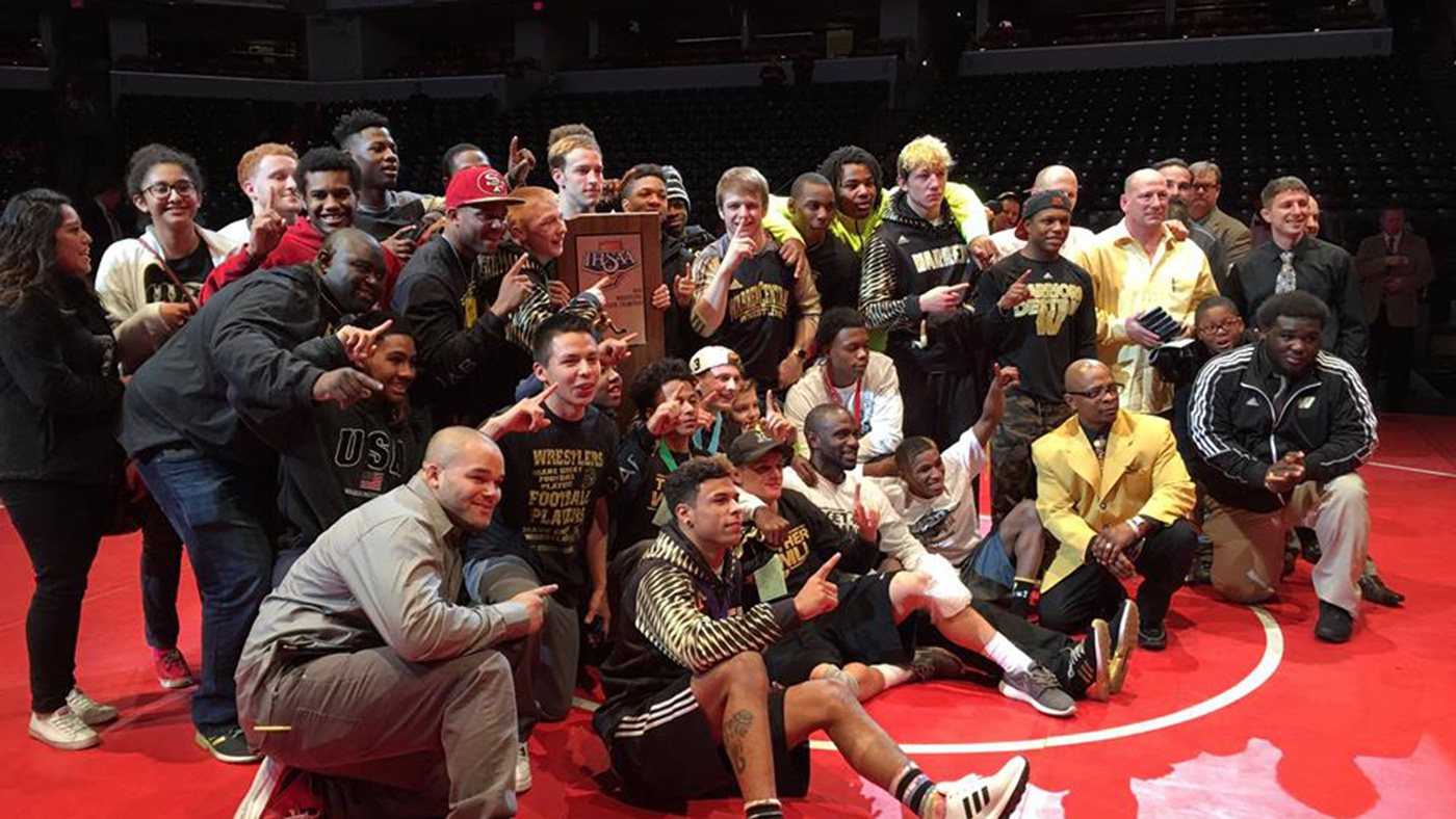 Warren Central 2016 State Wrestling Champs