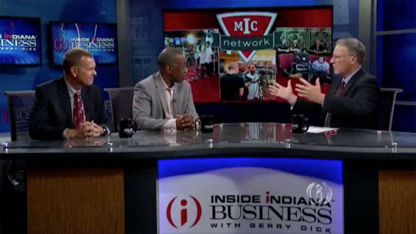 MIC Network Showcased on Inside Indiana Business