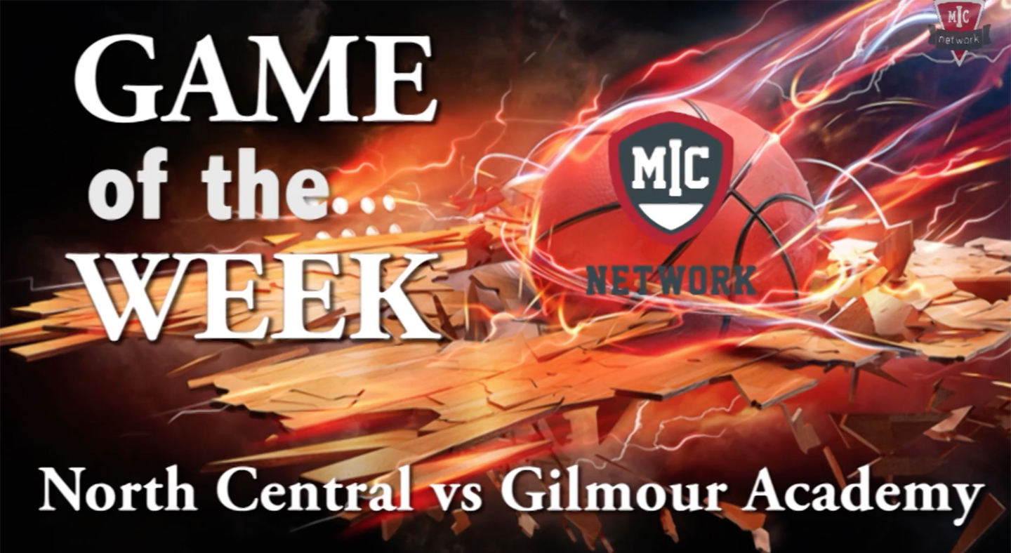 North Central Lady Panthers vs Gilmour Academy