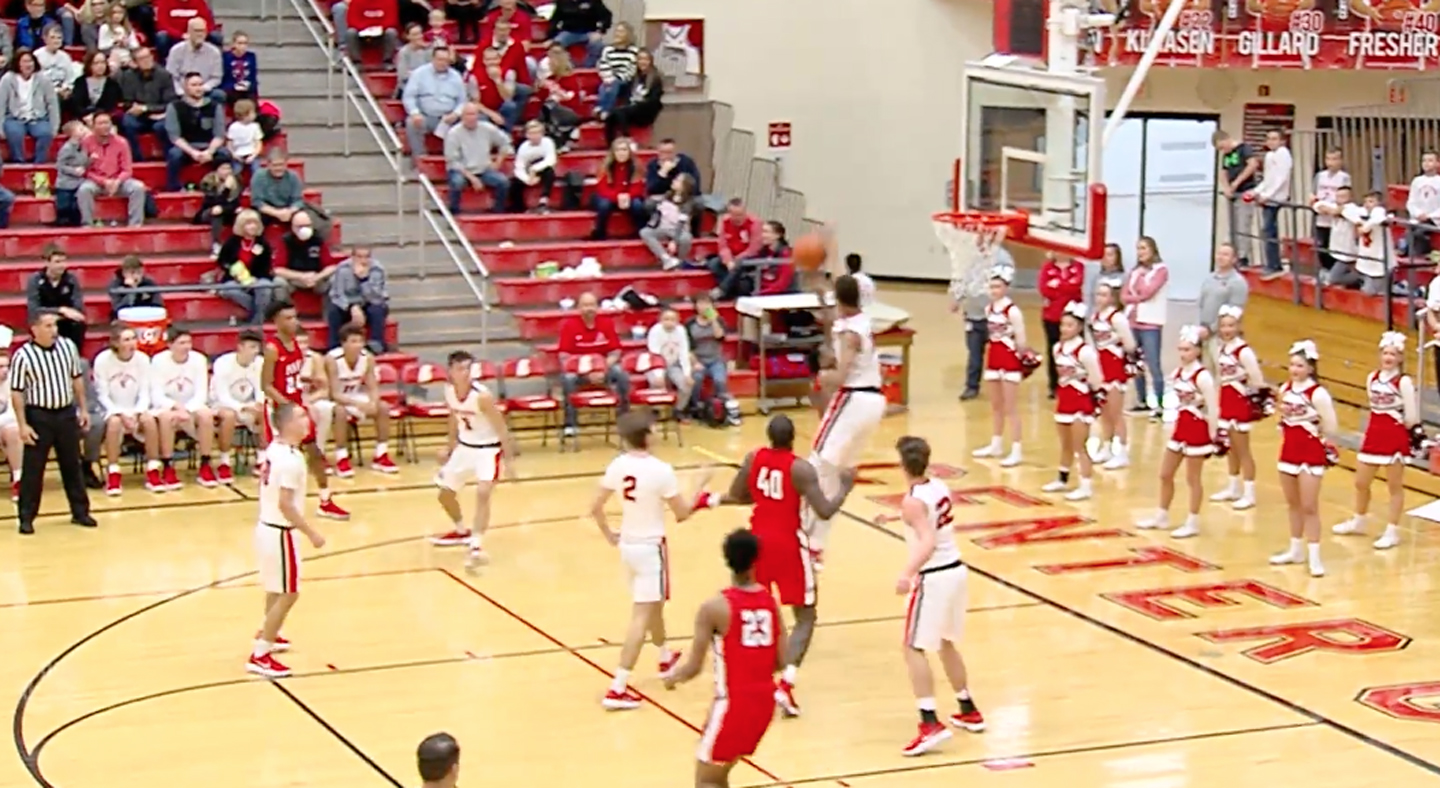 Pike vs Center Grove Full Game