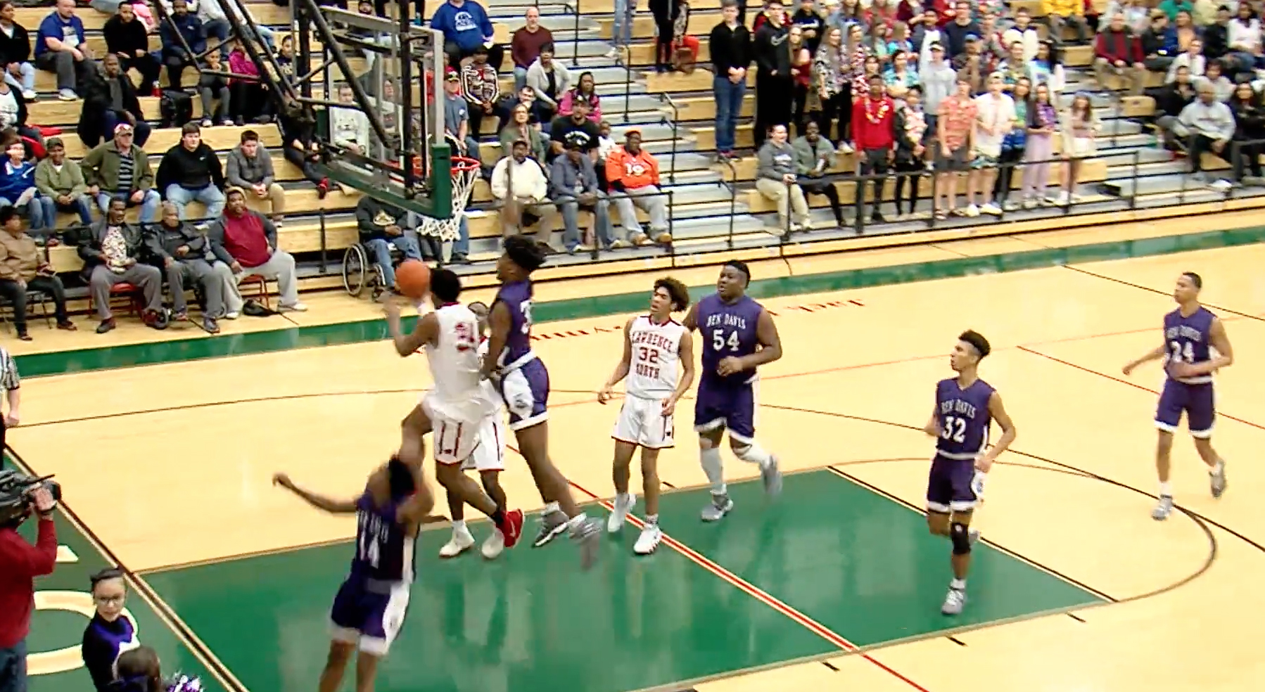 Ben Davis vs Lawrence North