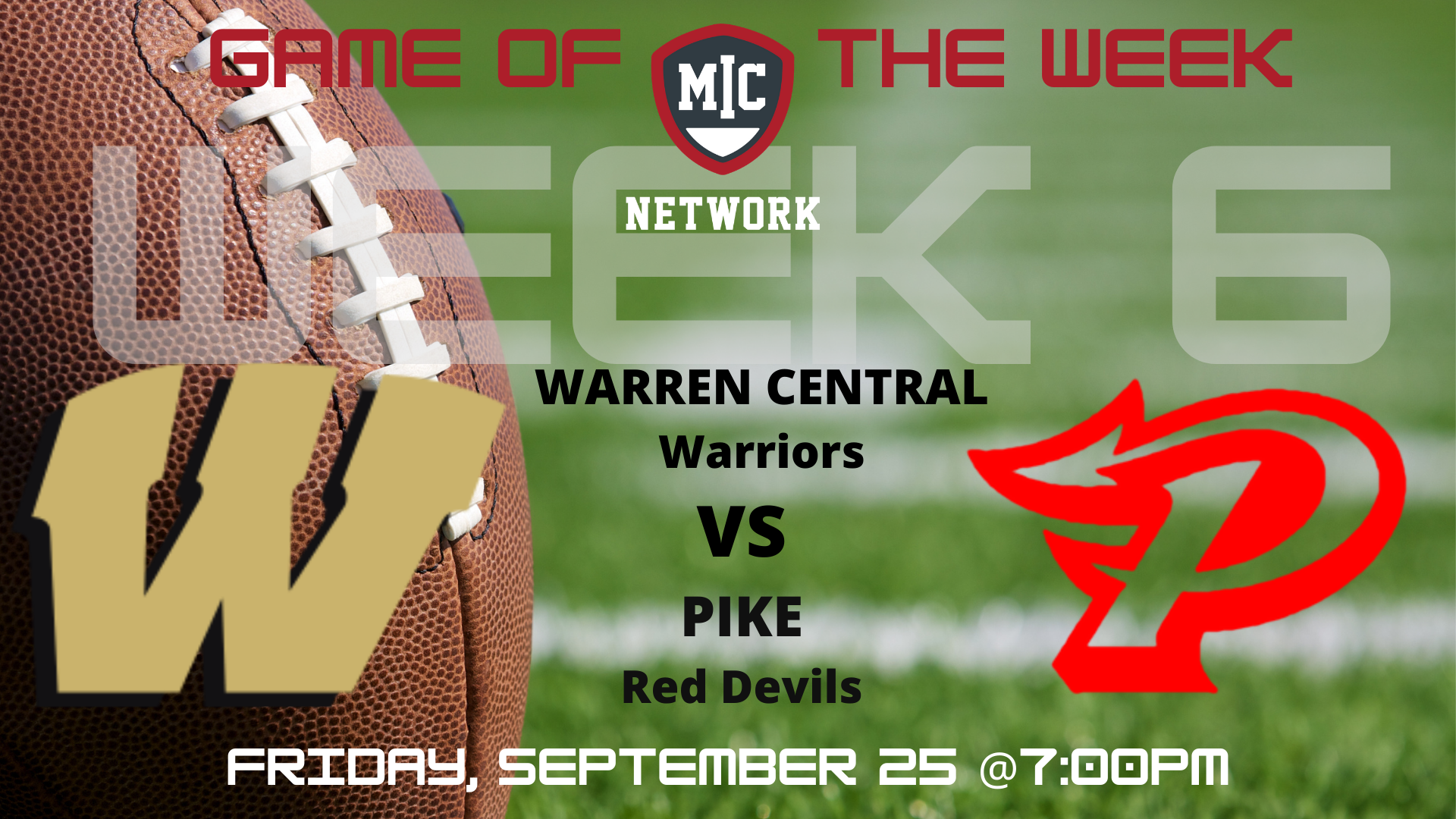 Warren Central at Pike