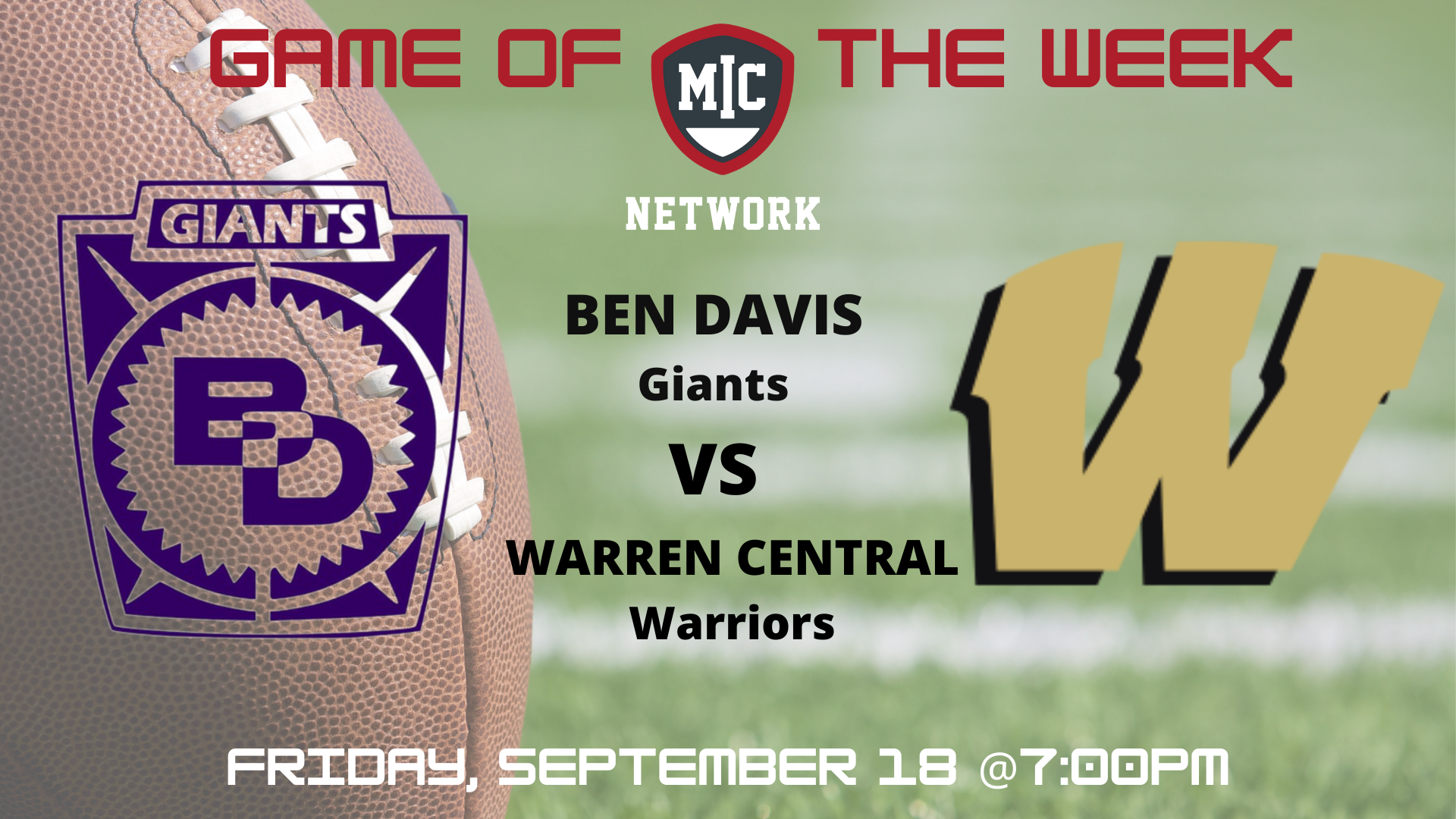 Ben Davis at Warren Central